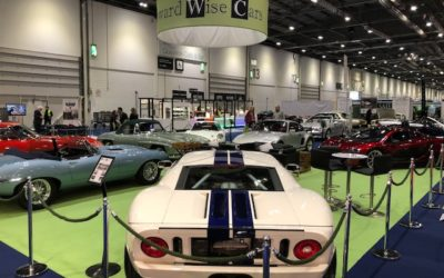 The London Classic Car Show, Feb 15 – 18, 2018