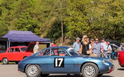 Auto Italia, Brooklands, May 5, 2018