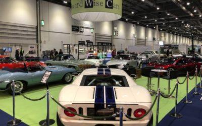The London Classic Car Show, Feb 15 – 18, 2018