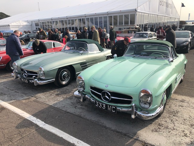 Goodwood Member's Meeting, April 6th & 7th, 2019