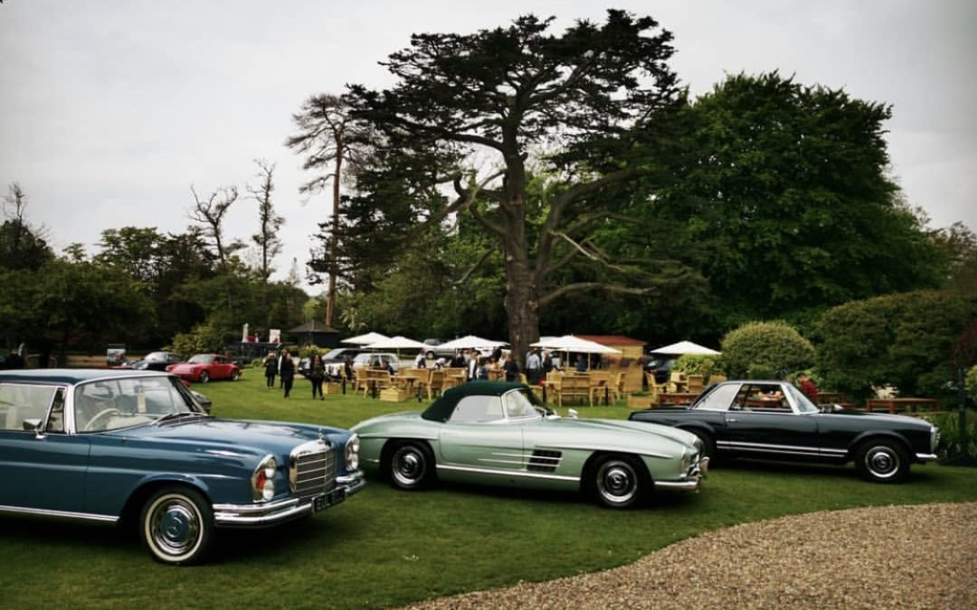 Classics at The Manor by Drive Classics Club, May 19th, 2019